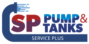 SP Pumps and Tanks logo